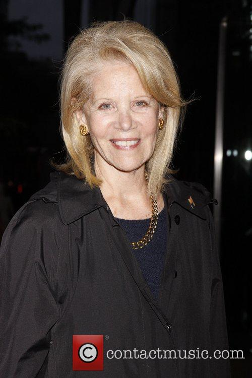 Daryl Roth attending the Memorial to honor Marvin...