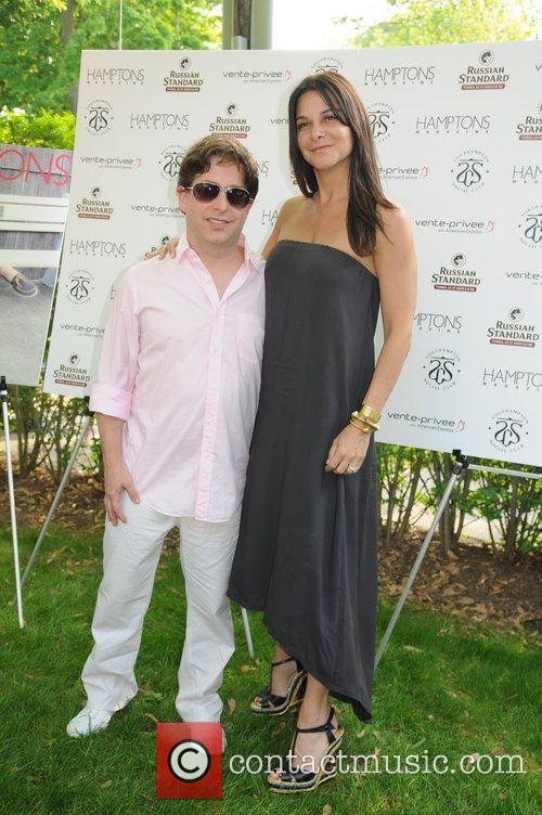 Charlie Walk and wife Hamptons Magazine celebrates its...