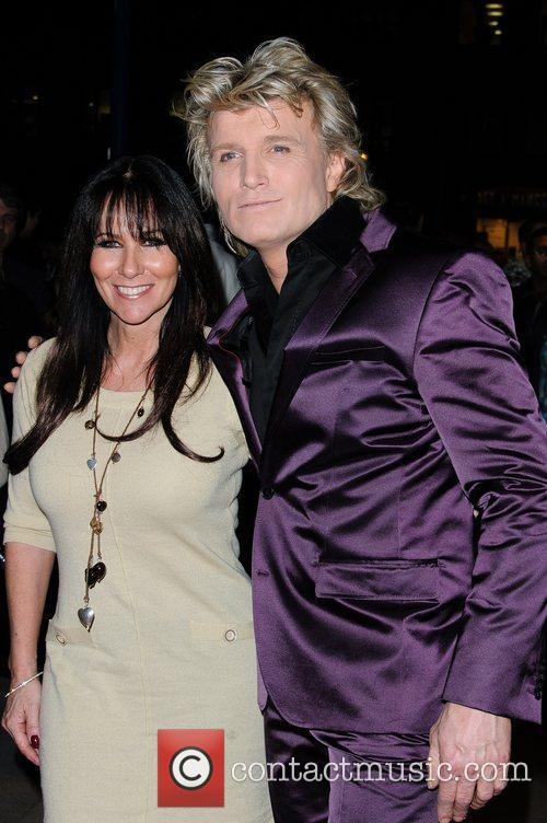 Linda Lusardi and Hans Klok 2