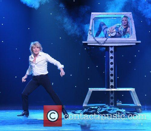 hans klok photocall at the peacock theatre 3745196