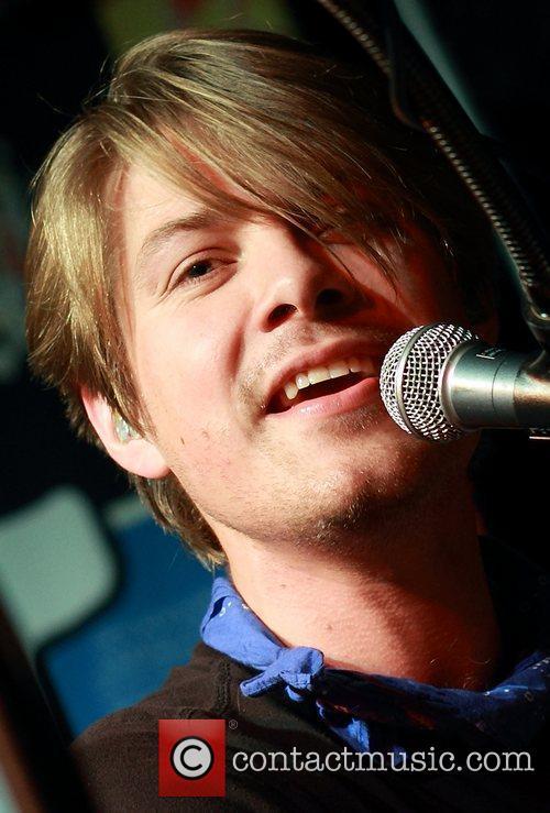 Hanson perform live at HQ Complex