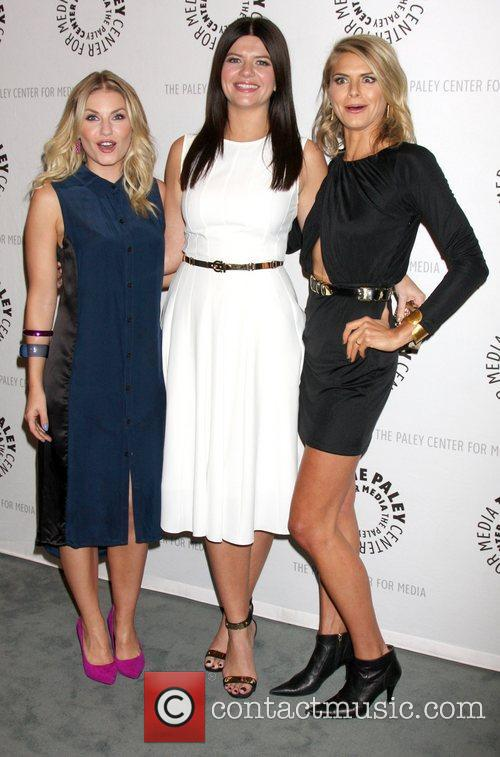 Elisha Cuthbert, Casey Wilson, Eliza Coupe The Paley...