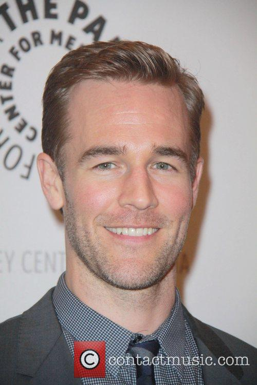 James Vander Der Beek and Paley Center For Media 2