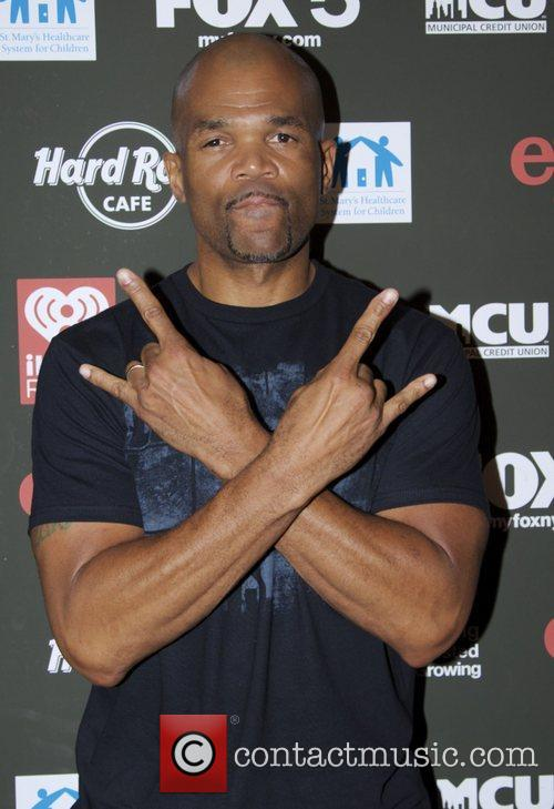 Darryl McDaniels attends Hard Rock Rocks Times Square...