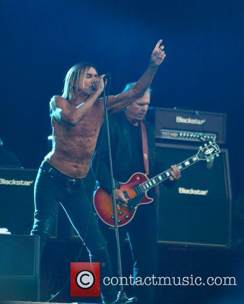 Iggy Pop and Hard Rock Calling 2