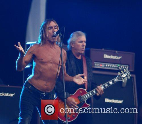 Iggy Pop and Hard Rock Calling 3