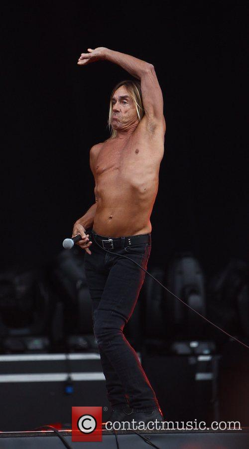Iggy Pop and Hard Rock Calling 4
