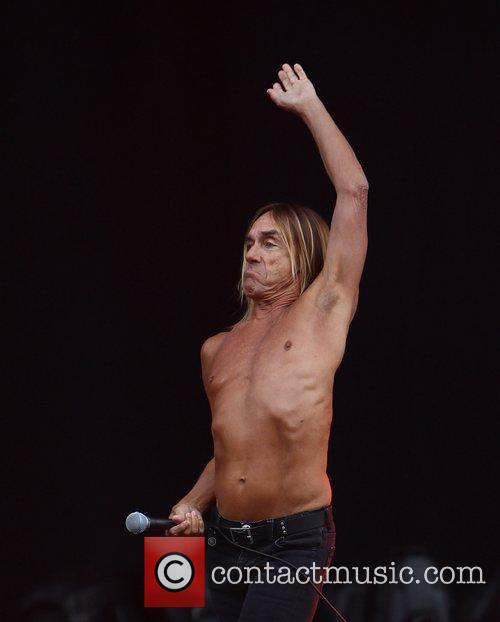 Iggy Pop and Hard Rock Calling 5