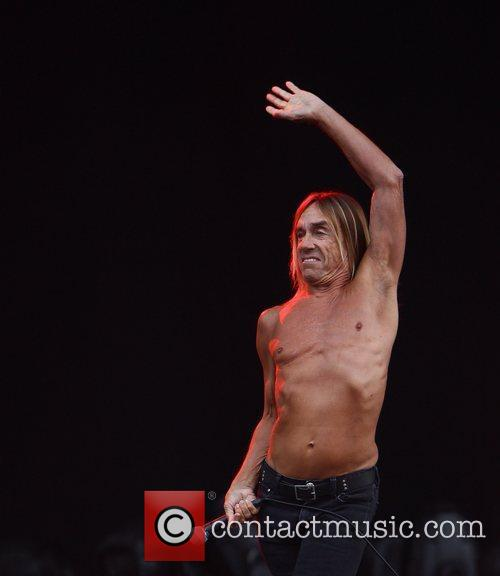 Iggy Pop and Hard Rock Calling 6
