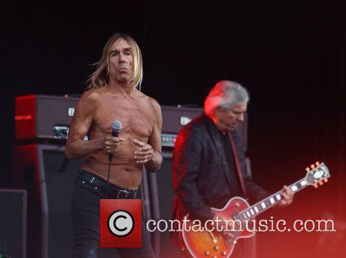 Iggy Pop and Hard Rock Calling 7