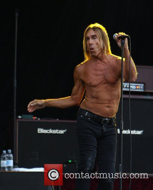 Iggy Pop and Hard Rock Calling 8