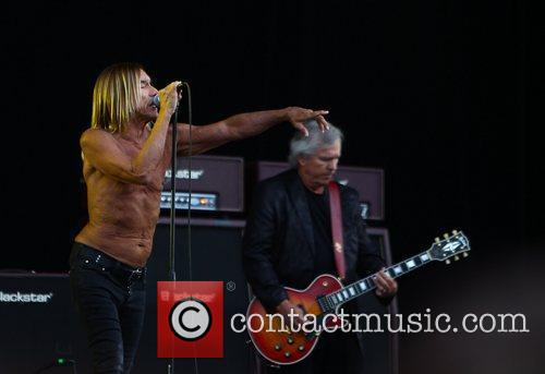 Iggy Pop and Hard Rock Calling 9