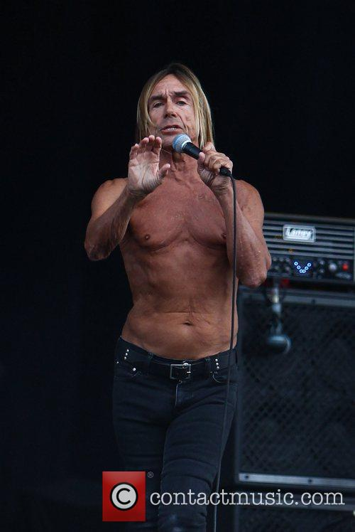 Iggy Pop and Hard Rock Calling 11