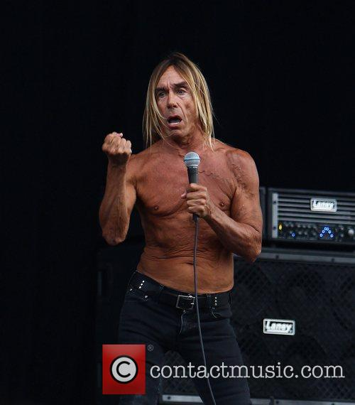 Iggy Pop and Hard Rock Calling 12