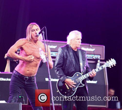 Iggy Pop and Hard Rock Calling 14