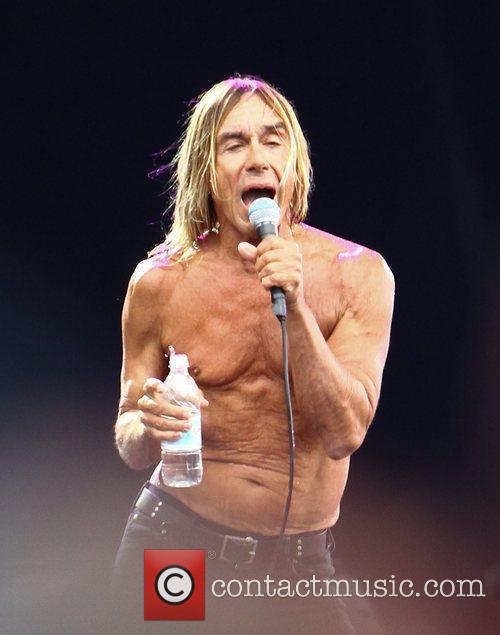 Iggy Pop and Hard Rock Calling 15