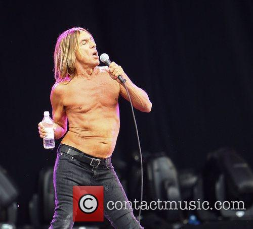 Iggy Pop and Hard Rock Calling 16