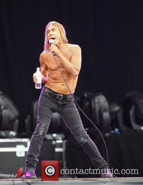 Iggy Pop and Hard Rock Calling 17