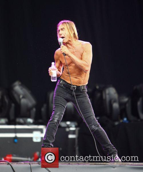 Iggy Pop and Hard Rock Calling 18