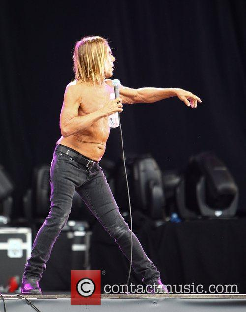 Iggy Pop and Hard Rock Calling 19