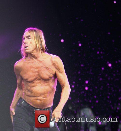 Iggy Pop and Hard Rock Calling 20