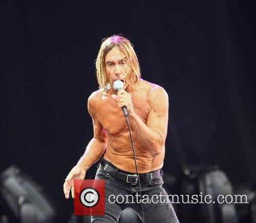 Iggy Pop and Hard Rock Calling 21