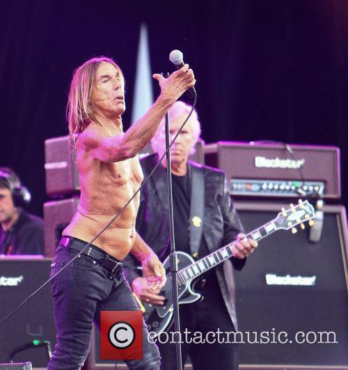Iggy Pop and Hard Rock Calling 22