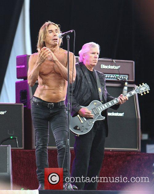 Iggy Pop and Hard Rock Calling 23