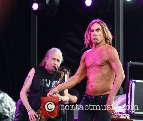 Iggy Pop and Hard Rock Calling 24