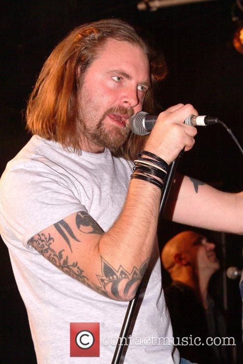 Voodoo Six Bands perform at Hard Rock Hell...