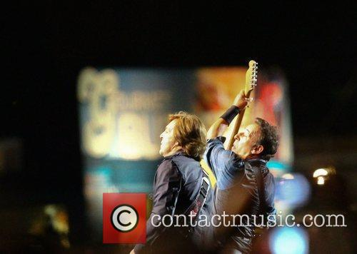 Sir Paul Mccartney and Bruce Springsteen 5