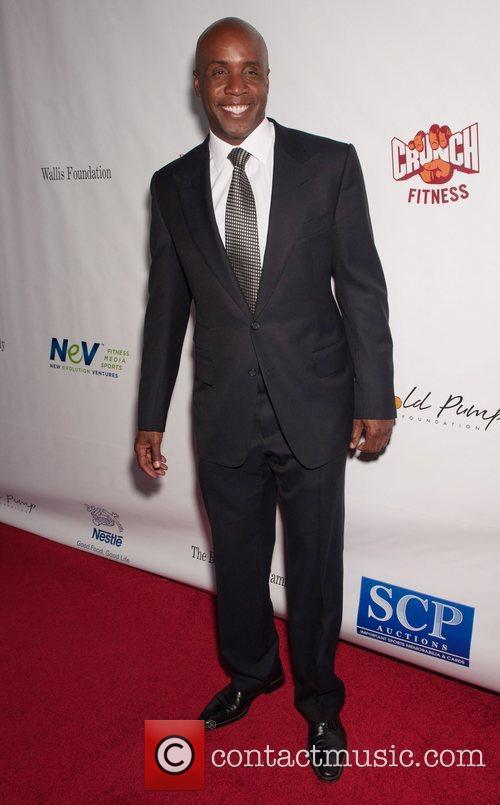 Barry Bonds 12th Annual Harold Pump Foundation Gala...