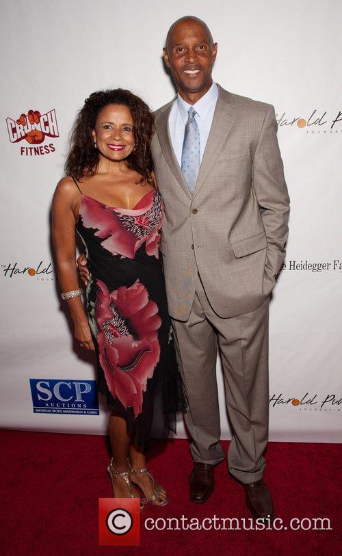 Beverly Lofton, James Lofton 12th Annual Harold Pump...