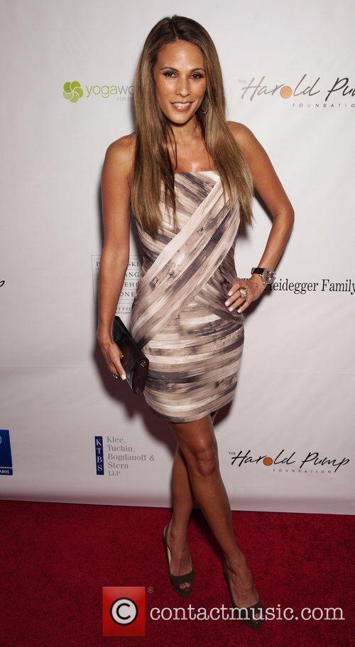 Bonnie-Jill Laflin 12th Annual Harold Pump Foundation Gala...