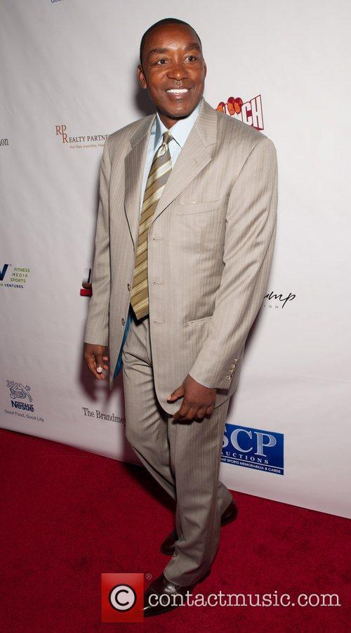Isiah Thomas 12th Annual Harold Pump Foundation Gala...