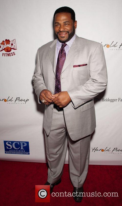 Jerome Bettis 12th Annual Harold Pump Foundation Gala...