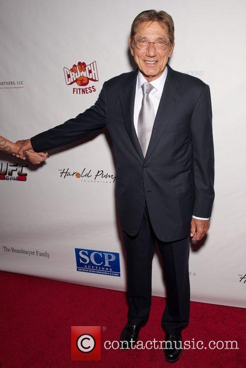 Joe Namath 12th Annual Harold Pump Foundation Gala...
