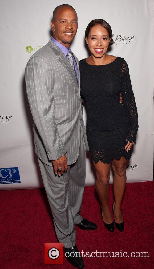 Royce Clayton and Samatha Clayton 12th Annual Harold...