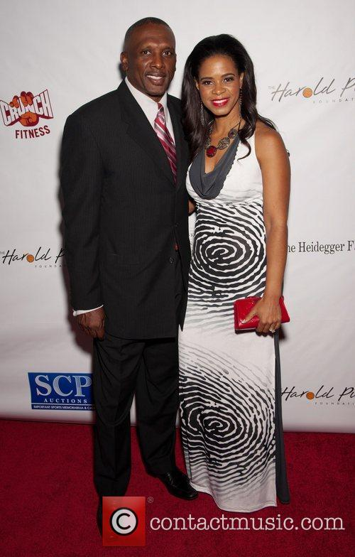 Tim Brown and Guest 12th Annual Harold Pump...
