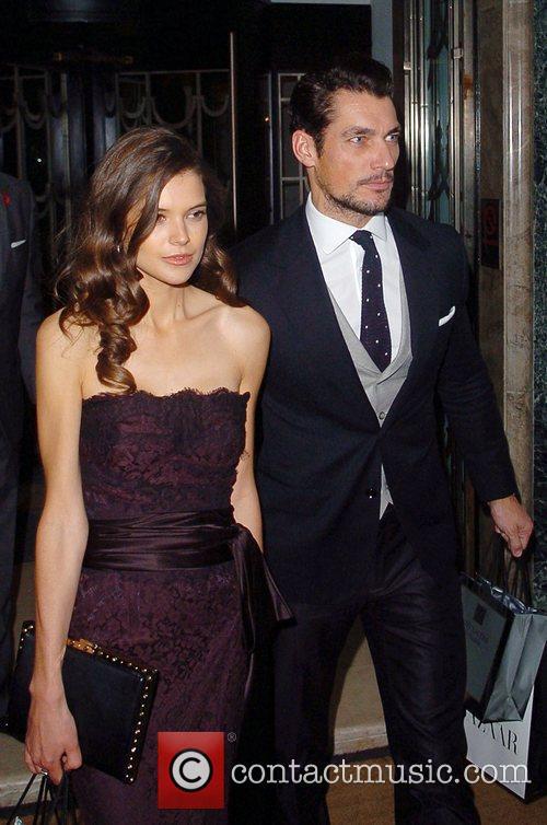 Sarah Ann Macklin and David Ganghi Harper's Bazaar...