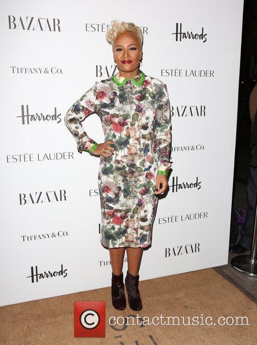 Emeli Sande Harper's Bazaar Women of the Year...