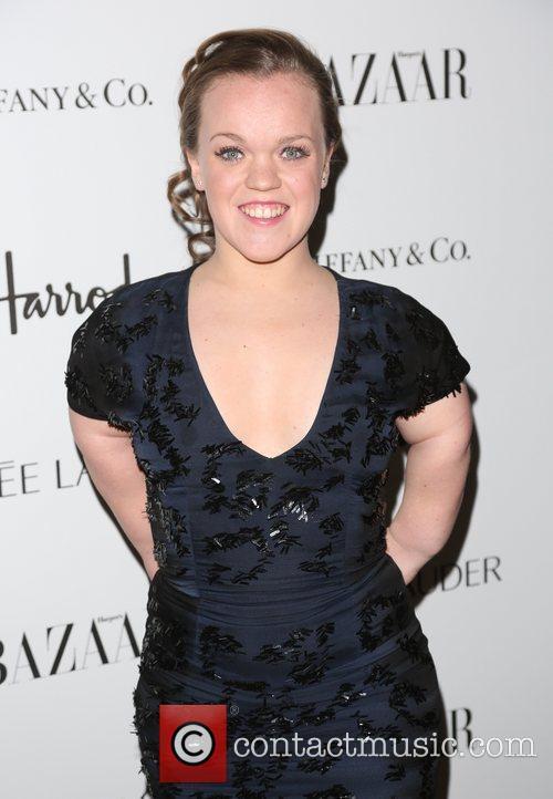 Ellie Simmonds Harper's Bazaar Women of the Year...