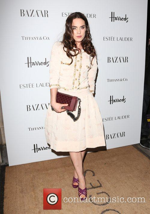 Tallulah Harlech Harper's Bazaar Women of the Year...