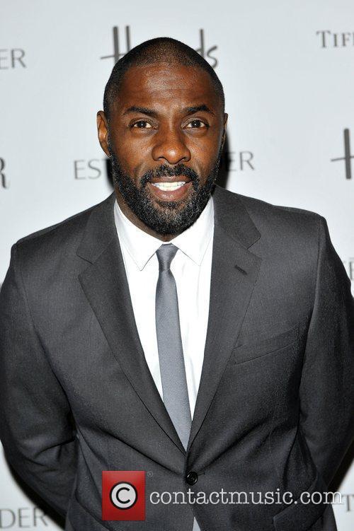 Idris Elba Bazaar Awards