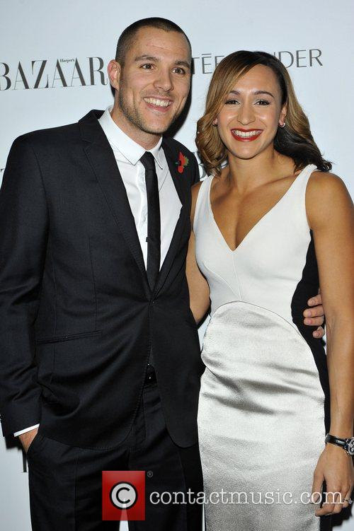 Jessica Ennis, Andy Hill