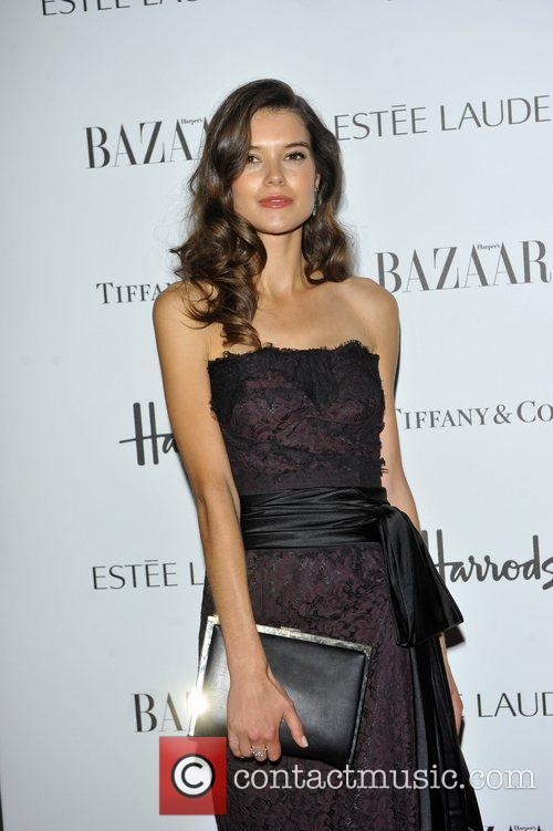 Sarah Ann Macklin  Harper's Bazaar Women of...