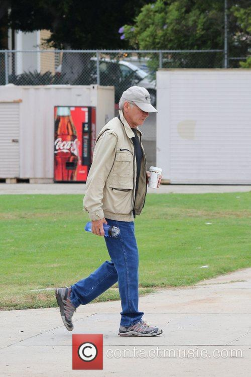 Harrison Ford and Brentwood 4