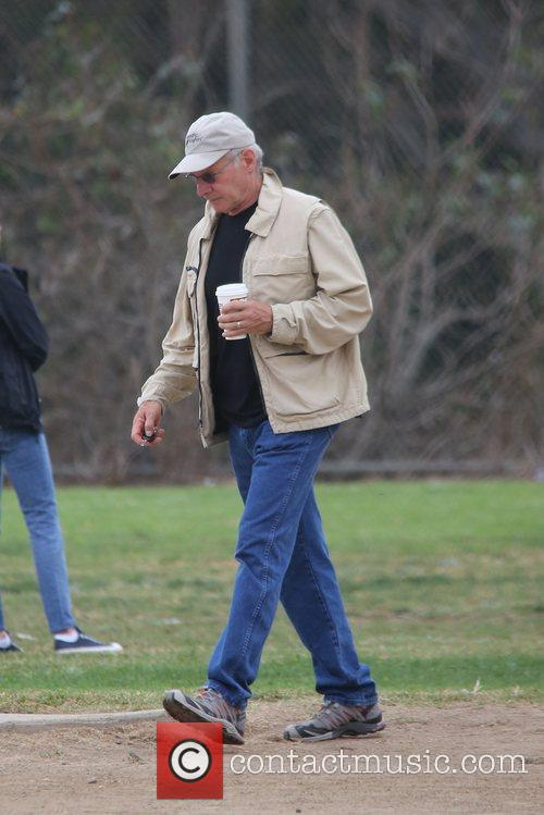 Harrison Ford and Brentwood 7