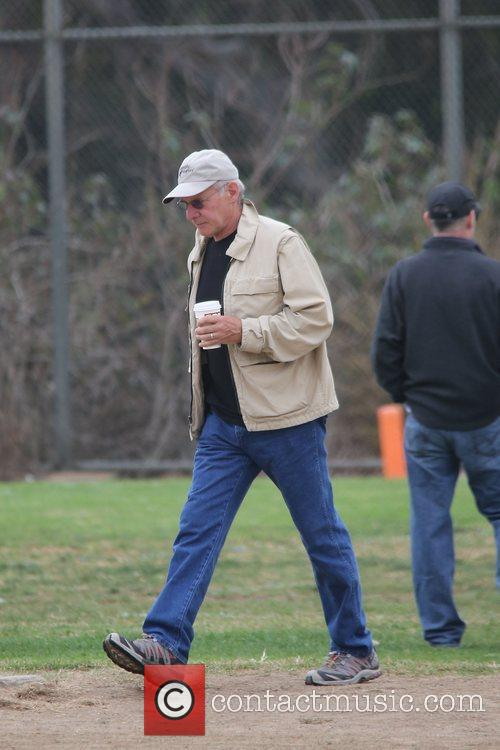 Harrison Ford and Brentwood 3