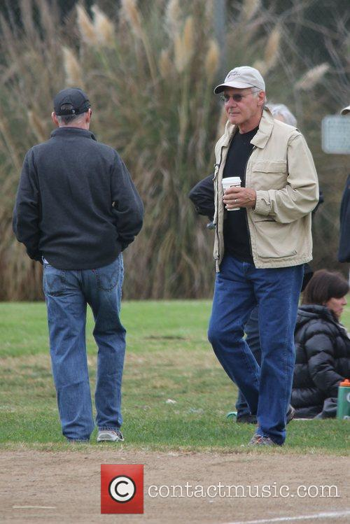 Harrison Ford and Brentwood 5